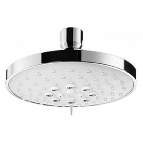 Abacus Temptation Round Shower Head - 130mm Wide - Chrome